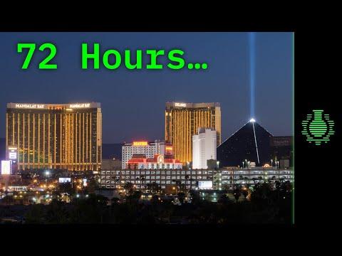 72 Hours in Las Vegas
