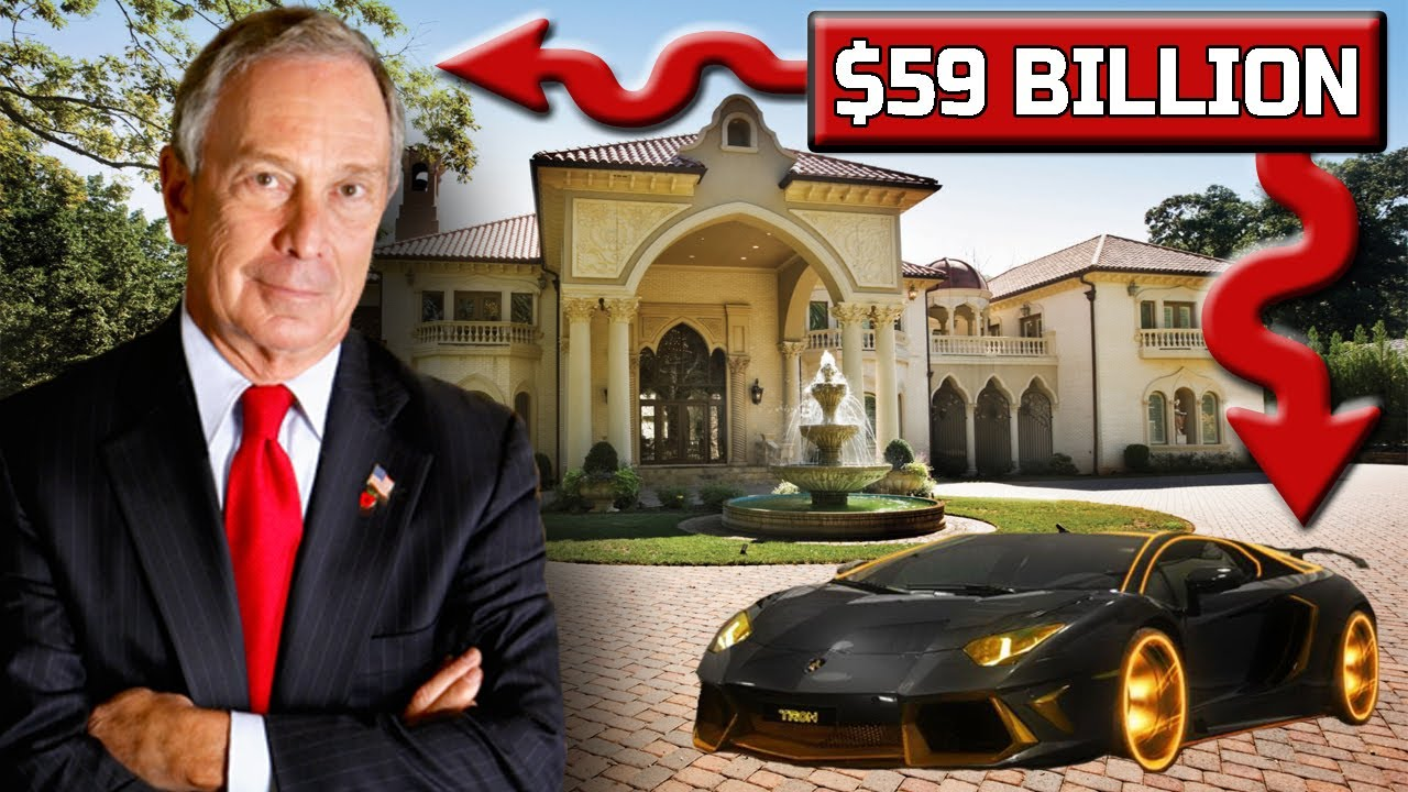 12 Expensive Things Owned By Billionaire Michael Bloomberg