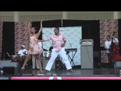 Overjoyed at Harlem Arts Festival June 2016 Choreography by Candice Michelle Franklin