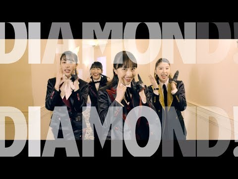【Momoclo MV】ももいろクローバーZ(MOMOIRO CLOVER Z)『The Diamond Four』MUSIC VIDEO