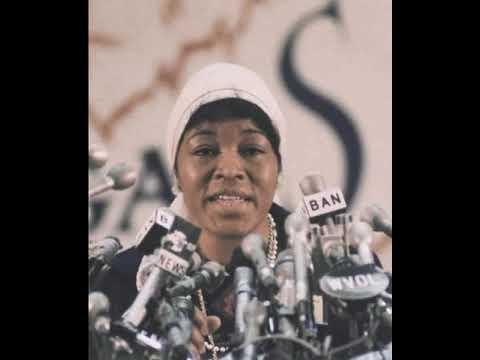 Betty Shabazz: Speech at Merritt College [1971]