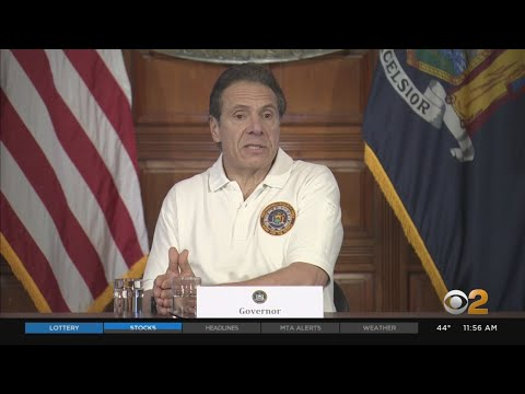 Coronavirus Update: Cuomo Eyes Hell's Kitchen's Javits Center, Other Locations For COVID-19 Field Ho