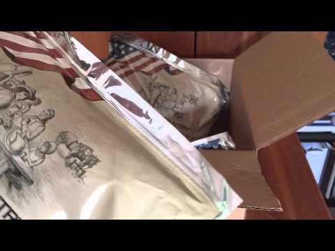 My patriot supply unboxing blaze special 72 hour kit prepping