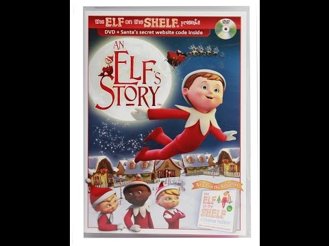 ROSA JUSTICE!!! Rosa's movie review: AN ELF STORY DVD