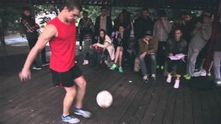 Футбольный фристайл | Challenge в PUMA Social Club | MOSCOWFF