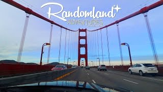 Walt Disney Family Museum and epic Redwood Forest