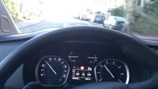 Suite de l essai sur Route Nouveau Citroën Jumpy 180cv boîte auto eat6