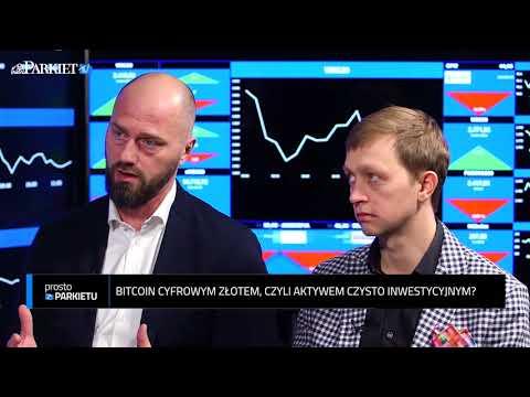 Michał Grzybkowski i Szczepan Bentyn - bitcoin będzie wart 1 milion dolarów.
