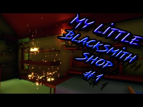 Will I ever be able to make something!!! / My Little Blacksmith Shop#1