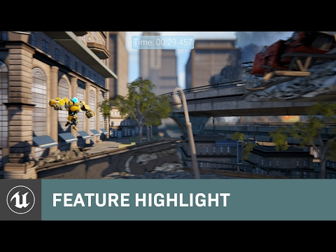 Platformer Game Demo | Feature Highlight | Unreal Engine