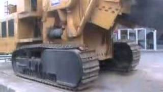 TRENCOR 1860HD ASTEC trencher