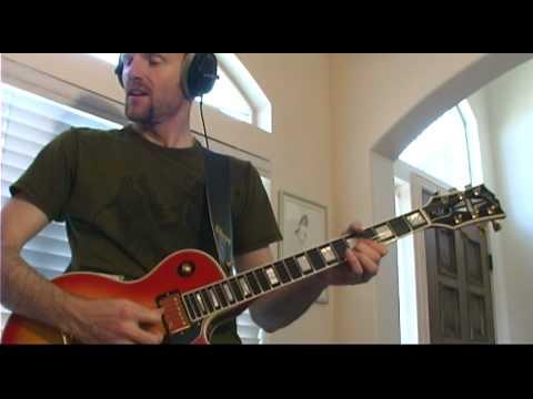 Def Leppard Armageddon It (w/correct solo)...