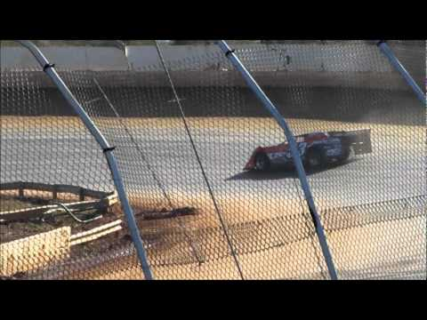 Ray Cook  Time Trials Boyds Speedway 1-28-2012.wmv