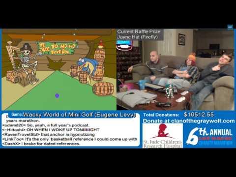CotGW Charity Marathon 2014 - Part 52 - Eugene Levy Golf