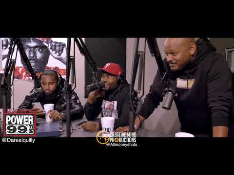 Cosmic Kev - Quilly Cosmic kev Come Up Show Power 99
