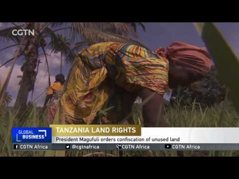 Tanzania Land Rights: President Magufuli orders redistribution of undeveloped land