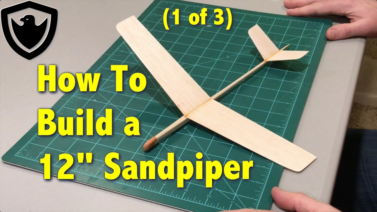 how to build a glider