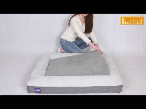 laifug-orthopedic-memory-foam-large-dog-bed
