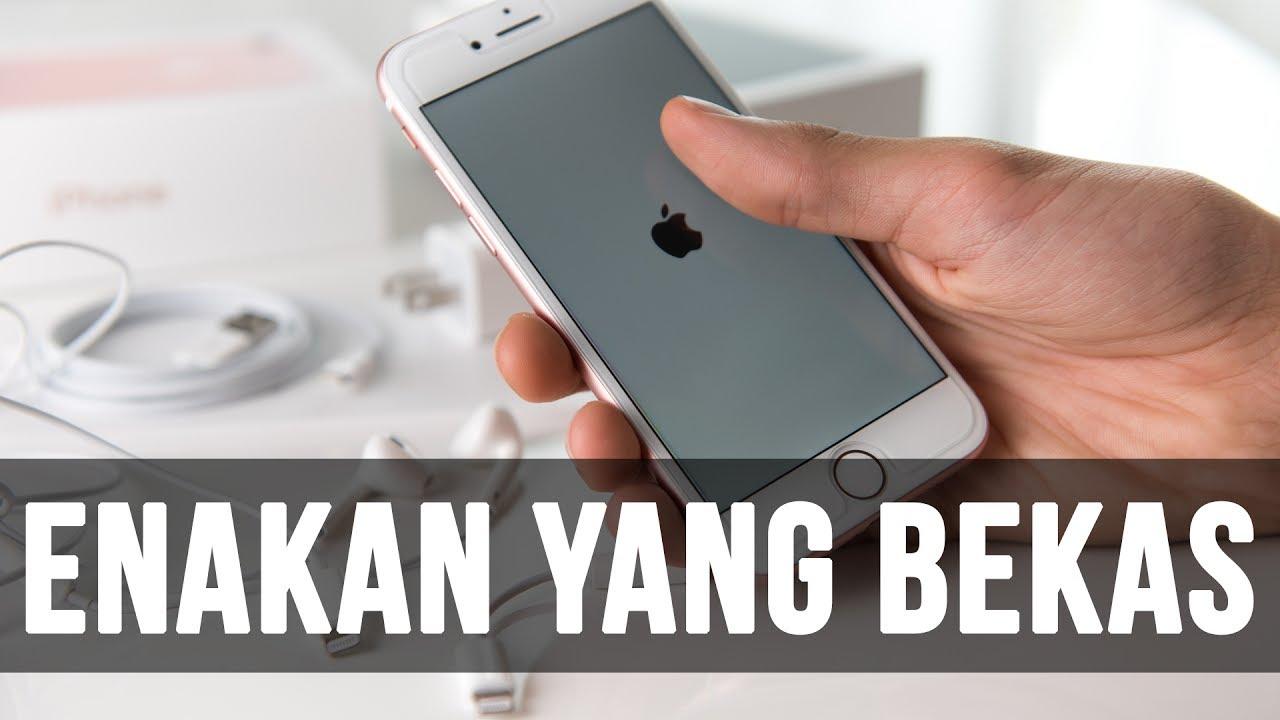 5 Tips Membeli iPhone Bekas yang Berkualitas - YouTube 03c161add7