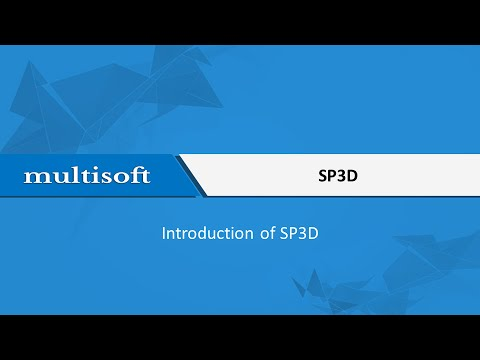 Introducing SP3D Training Video - YouTube