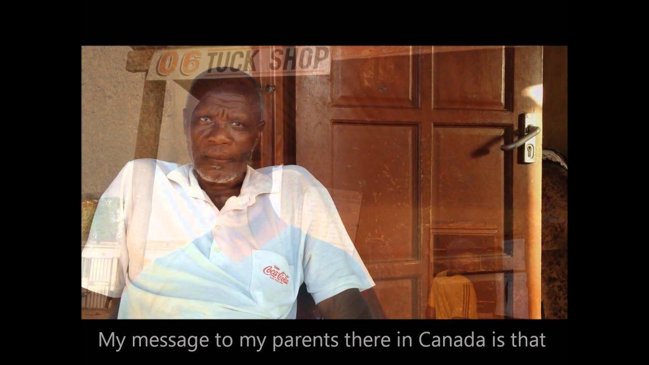 Botswana Aic Greetings To Mc Canada Youtube