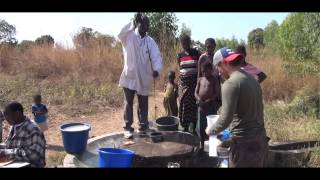 Professor Huw Taylor on waterborne diseases