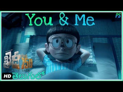 You And Me Song   Nobita, Shizuka   Khaidi...