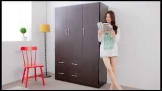 三門兩抽衣櫃-情境影片-2