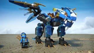Jays Dragon - LEGO Ninjago - 70602 - Product Animation
