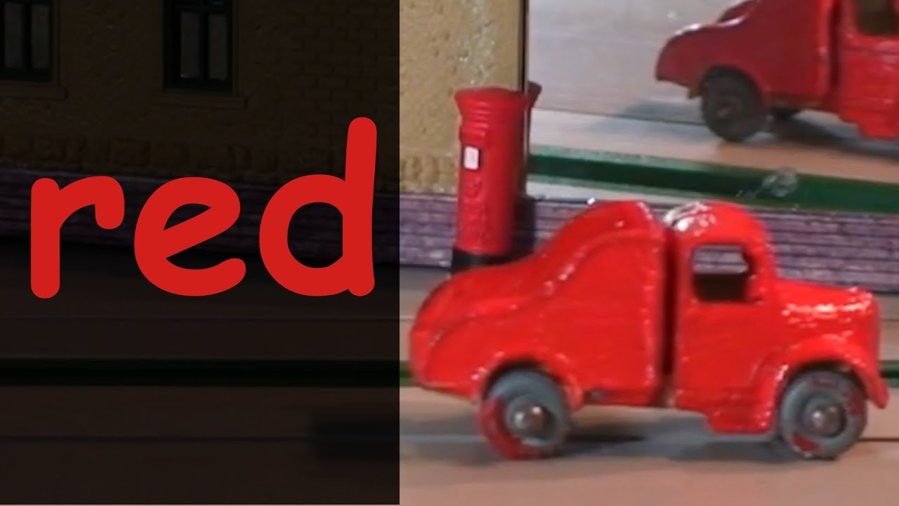 Learning Colors with Street Vehicles - Learn Colours Cars & Trucks
