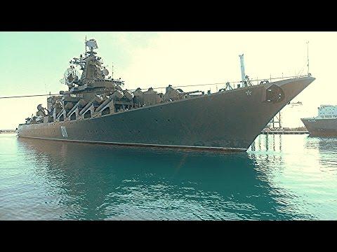 Russian Navy-Cruiser Varyag 011
