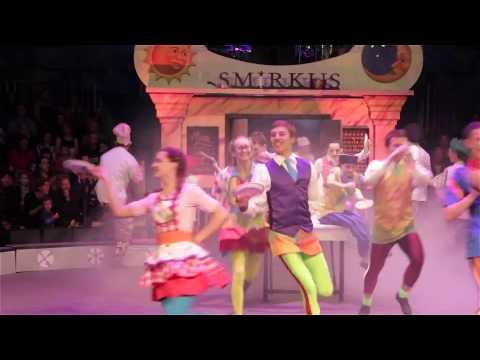 Circus Smirkus Pie Raffle