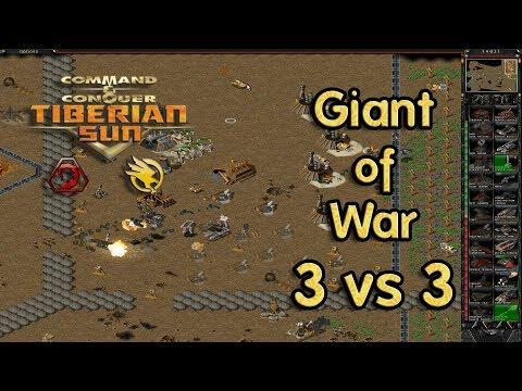 TIberian Sun Online - GOW 3v3