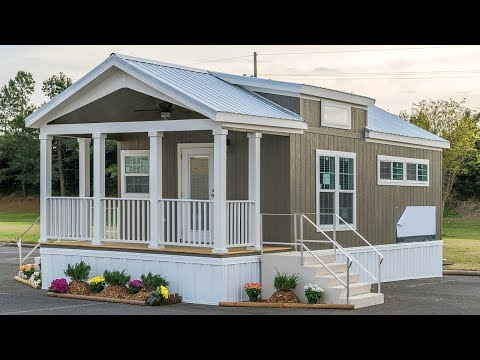 Jade Claremont Tiny House By Pratt Homes | Beautiful Small House Design