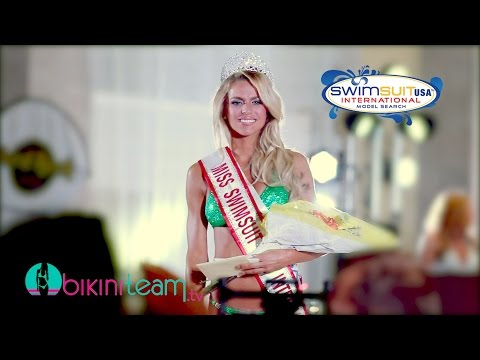 Swimsuit USA International Finals 2014 Trailer
