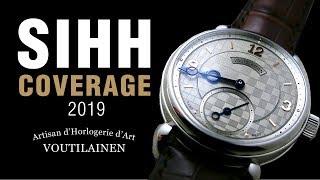 SIHH 2019: Voutilainen Vingt-8