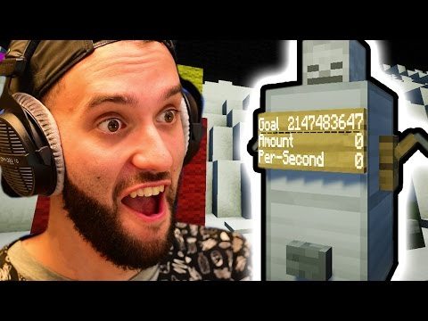 POOFLESS HAS TO BREAK MINECRAFT (24 days of Poofless)