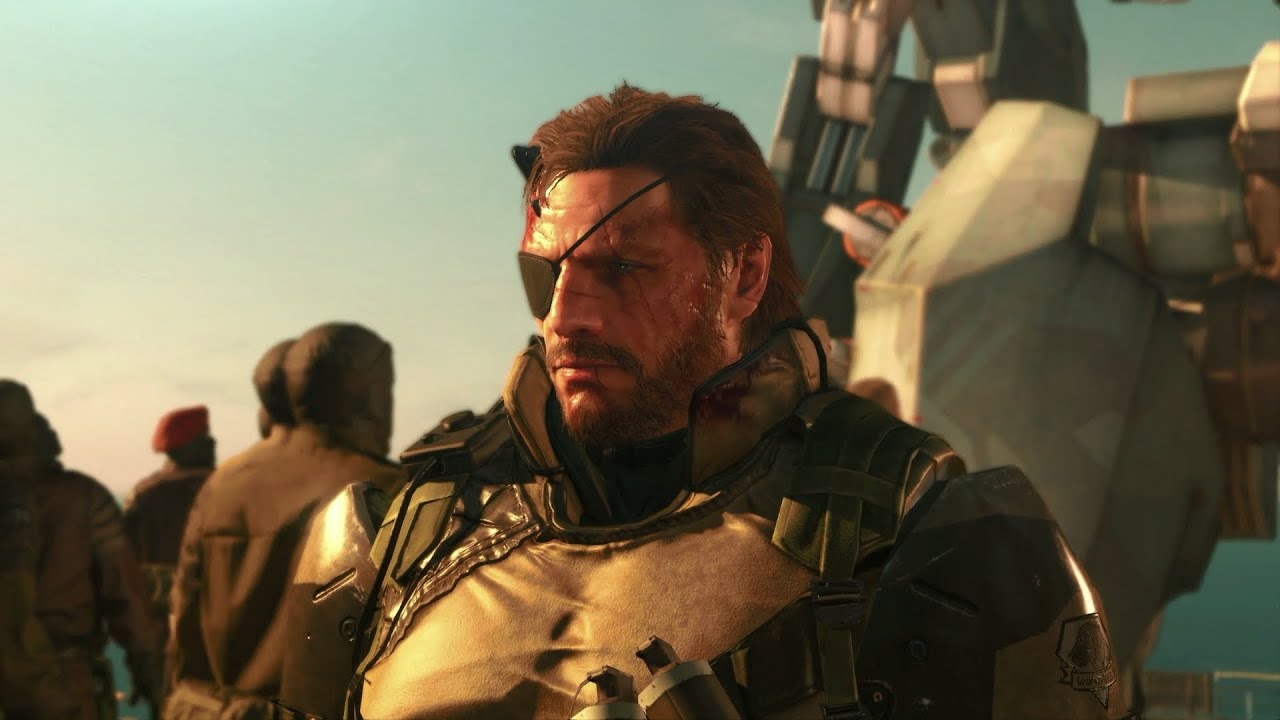METAL GEAR SOLID V: THE PHANTOM PAIN_gallery_1