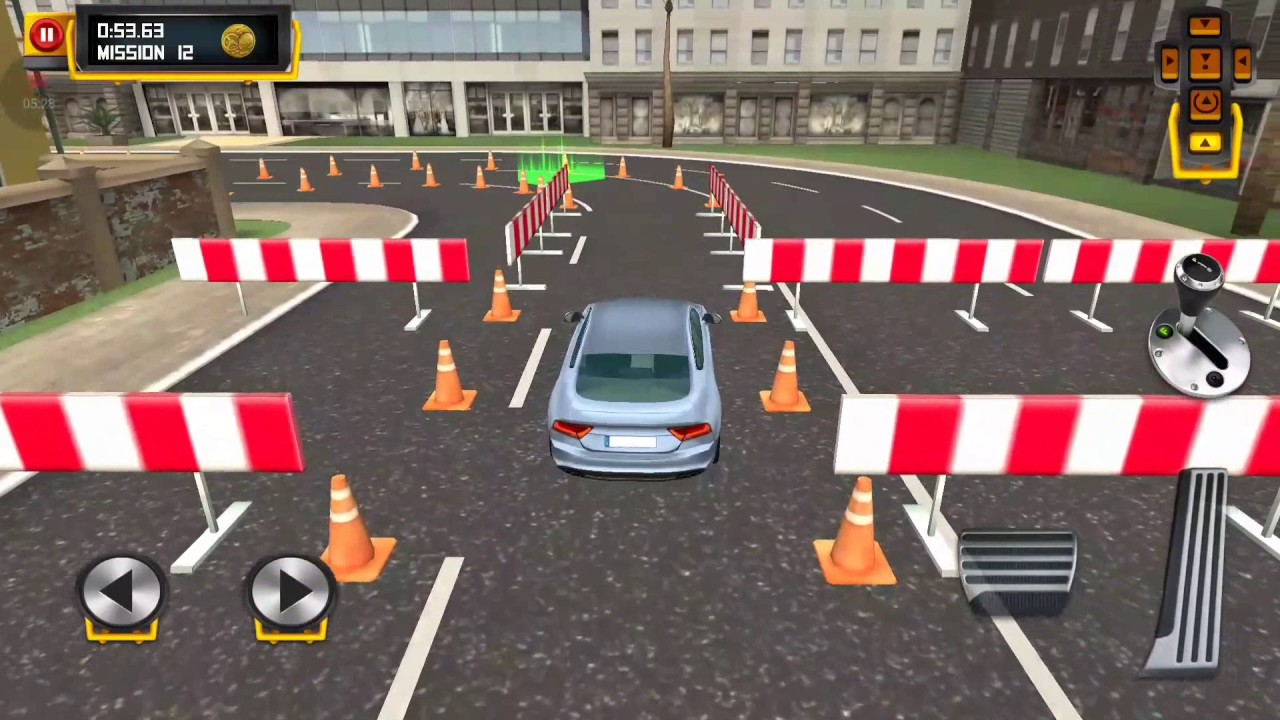 Car Parking Games On Youtube