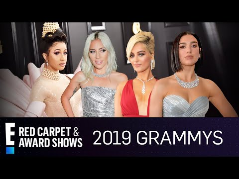 Grammy Awards 2019 Fashion Round-Up  E Red Carpet & Award Shows