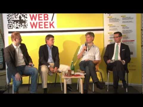 Eröffnung der Nürnberg Web Week 2012 (HD)
