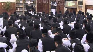 Jamia Class: 4th December 2011 (Urdu)