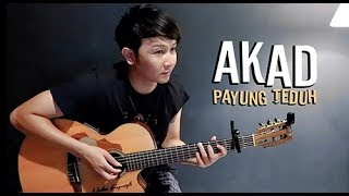 Video (Payung Teduh) Akad - Nathan Fingerstyle download MP3, 3GP, MP4, WEBM, AVI, FLV Juli 2018