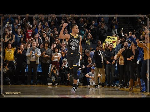 Stephen Curry's Best Playoff Threes