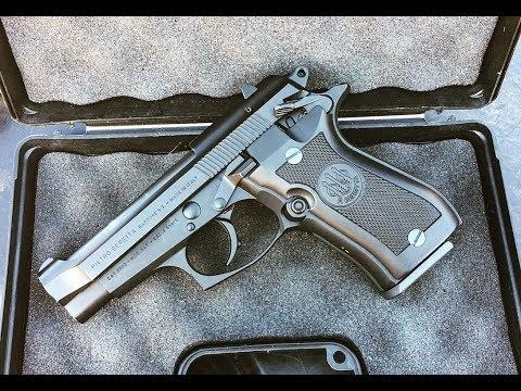Beretta 84FS CHEETAH Range Trip