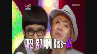 FT island i hope jaejin kisses hongki!! 0_O