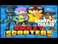 Subway Scooters Free -Run Race (By Ciklet Games) iOS / Android Gameplay Video