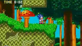 Sonic 3 & Knuckles in 34:22