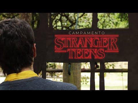 Campamento Stranger Teens 2018 - KZN Teens
