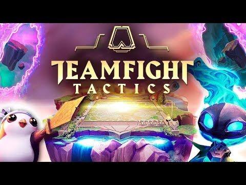 Dicas de Teamfight Tactics - TFT